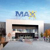 MAX - shopping and entertaiment centre